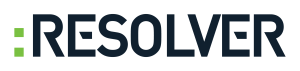 Resolver Logo - Transparent BG